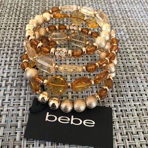 Bebe Designer Bangle Bracelet